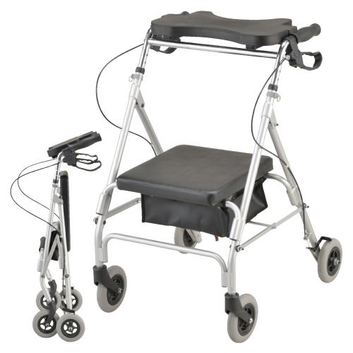 【送料無料】【無料健康相談 対象製品】歩行補助車 アルコームーブ  100534