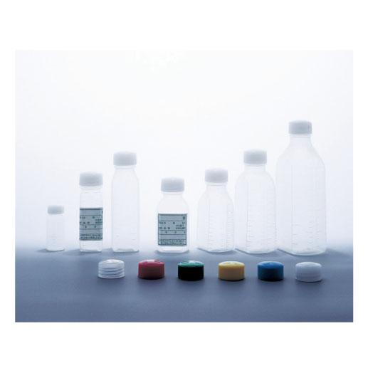 投薬瓶 PP角 透明 60cc15本×20袋   滅菌済