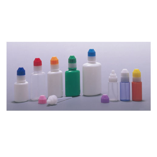 【送料無料】【無料健康相談 対象製品】噴霧容器 原色白/赤 10cc5cc20本×50袋