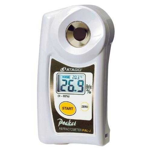 【送料無料】【無料健康相談 対象製品】ポケット糖度・濃度計  PAL-J