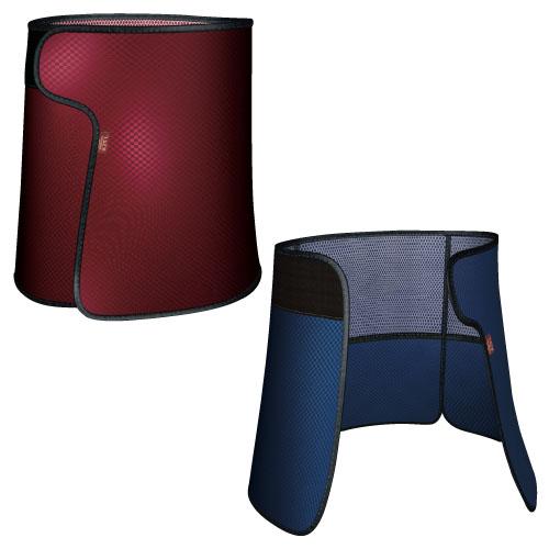 【送料無料】放射線防護用生殖腺防護具巻スカート ワンダーライト(無鉛) WSW4-35M シルバー サイズ:M