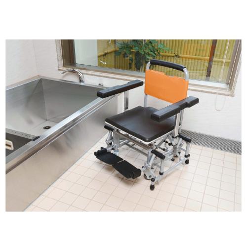 医療機器専門商社ショップデクリニック 送料無料 PN-L14001D オンライン限定商品 可動式入浴台アクアムーブ 超人気 専門店