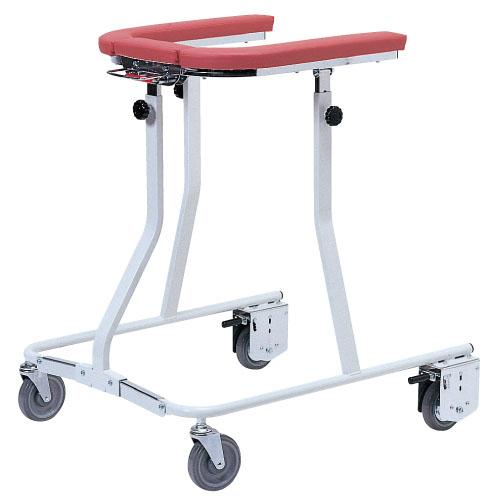 【送料無料】【無料健康/介護相談サービス対象製品】歩行器(折りたたみ式)  抵抗器付 TY157B