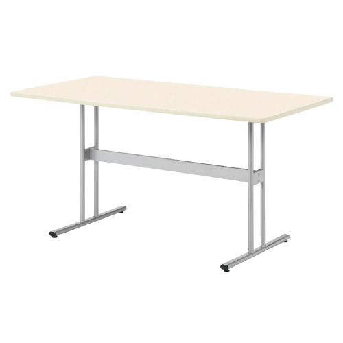 【送料無料】【無料健康相談 対象製品】ナーステーブル(角型) アイボリー W1800×D900×H900mm NAT-1890K