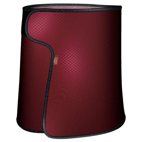 【送料無料】放射線防護用生殖腺防護具巻スカート ワンダーライト(無鉛) WSW4-35M ワイン サイズ:M