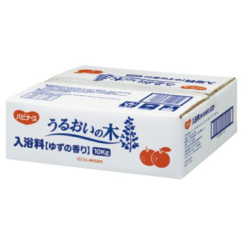 【送料無料】うるおいの木入浴料   規格:ゆず容量:10kg