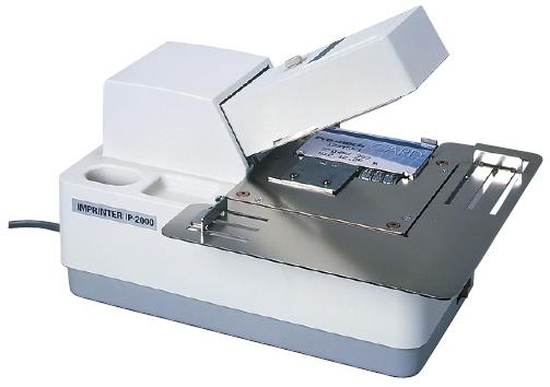 【送料無料】【無料健康相談 対象製品】電動式インプリンター  IP-2000【02P06Aug16】