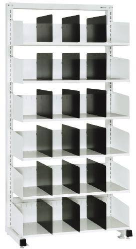 【送料無料】【無料健康相談 対象製品】カルテラックS(片面タイプ)  棚7段・1連用(基本型) KS-710