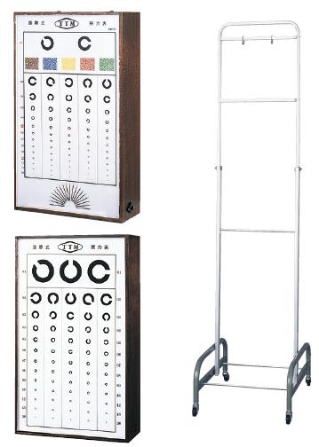 【送料無料】【無料健康相談 対象製品】視力検査器  5m用 CC