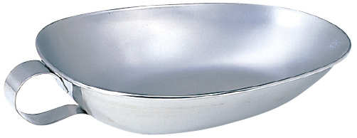 【送料無料】【無料健康相談 対象製品】卵型膿盆  目盛付325×230×70mm1800cc【02P06Aug16】