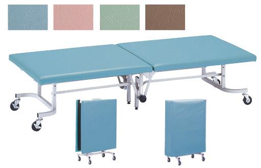 【送料無料】専用カバー  ブルー MWO-400(折りたたみ式診察台用)【本体別売り:部品のみの販売となります】