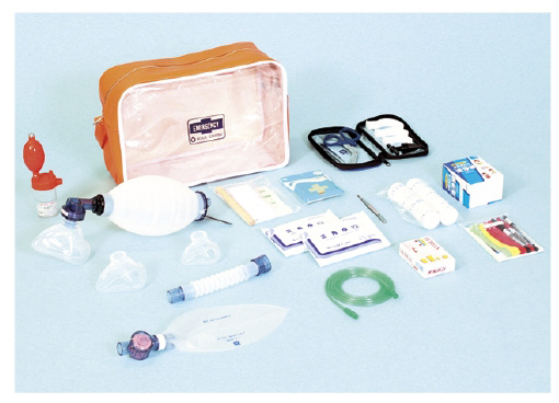【送料無料】【無料健康相談 対象製品】救急医療セット(成人用)  FK-10S