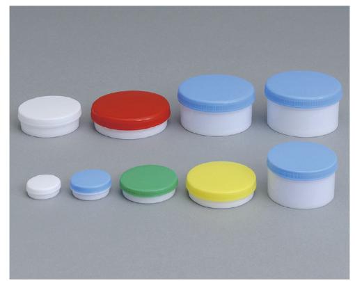 【送料無料】【無料健康相談 対象製品】軟膏容器 白 33cc20コ×15袋  D-4号【02P06Aug16】
