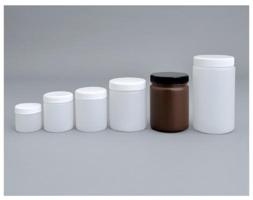 【送料無料】【無料健康相談 対象製品】軟膏容器  白200cc100コ
