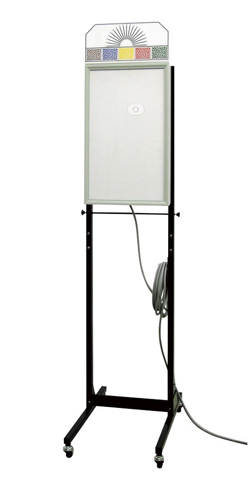 【送料無料】【無料健康相談 対象製品】電光投影式視力検査器  スタンド式3m SK-80A-3N