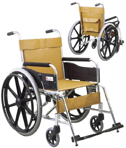 【送料無料】【無料健康相談 対象製品】MRI室用車いす(自走用)  MR-2