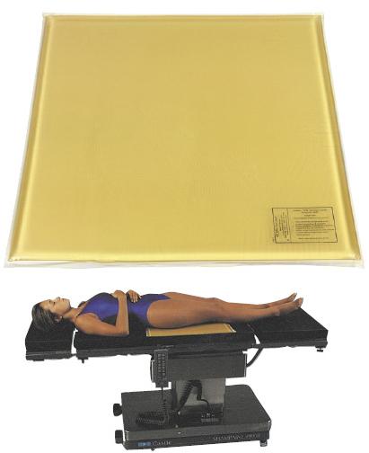【送料無料】アクションパッド(手術台用)  40105 サイズ:W500×L500×H12mm【02P06Aug16】