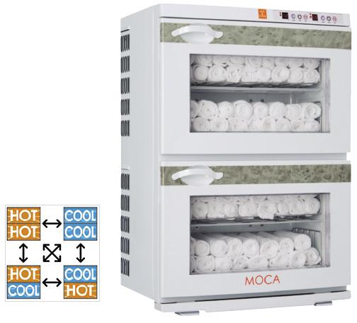 【送料無料】【無料健康相談付】温冷蔵庫MOCA  CHC-34F