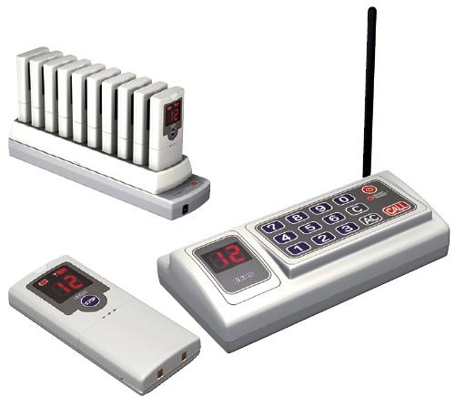【送料無料】【無料健康相談 対象製品】患者呼出システム リプライコール  充電機(10連)