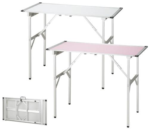 【送料無料】【無料健康相談 対象製品】採血テーブル(折りたたみ式)  ホワイト SN-T003W