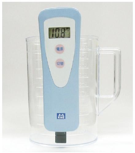 【送料無料】【無料健康相談 対象製品】塩分摂取量簡易測定器 減塩モニタ  KME-03