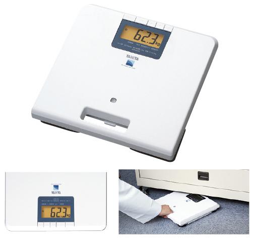 【送料無料】【無料健康相談 対象製品】デジタル体重計(検定品)  RS-232C端子付 WB-260A