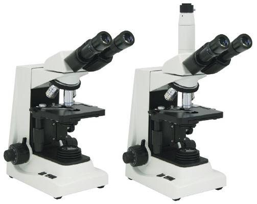【送料無料】【無料健康相談 対象製品】実習用生物顕微鏡  双眼鏡筒式 KN-100B