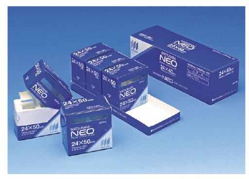 【送料無料】【無料健康相談 対象製品】NEOカバーグラス  24×40mm  C024401