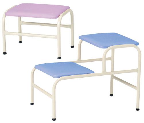 【送料無料】【無料健康相談 対象製品】足治療用踏台 ブルー 2段 STY-3555