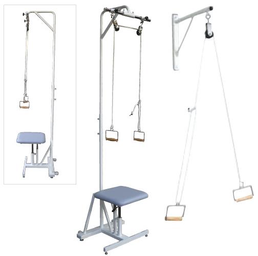 【送料無料】【無料健康相談 対象製品】上肢交互運動器  椅子型 R-128-CH