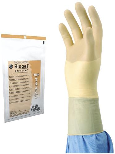 【送料無料】手術用手袋 バイオジェルスキンセンス 50970(7.0)50ソウイリ