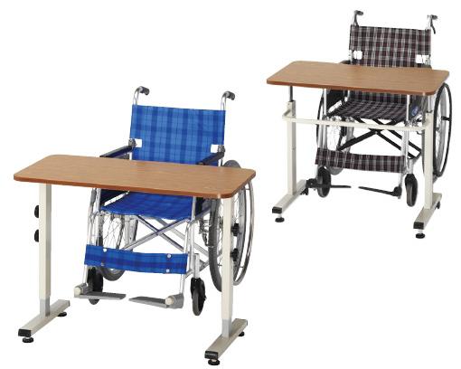 【送料無料】【無料健康相談 対象製品】昇降式リハビリテーブル  W800×D450×H574~724(天板下)mm RZ-150M【02P06Aug16】