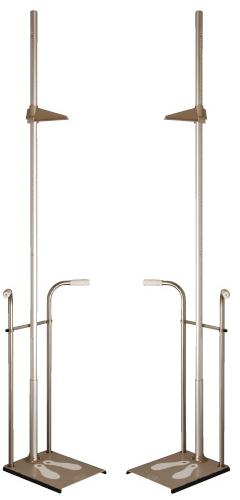 【送料無料】【無料健康相談 対象製品】手すり付身長計  2.0m HP-T【02P06Aug16】