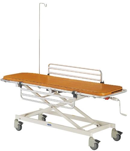 【送料無料】【無料健康相談付】MRI室用ストレッチャー  TY208E-30【02P06Aug16】
