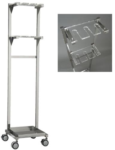 【送料無料】【無料健康相談 対象製品】内視鏡スタンド  3本掛 FS-303