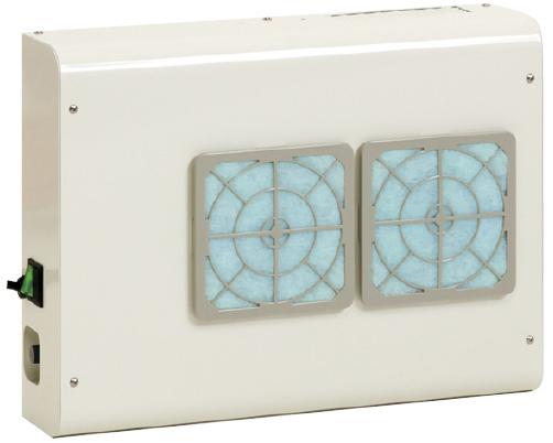 【送料無料】業務用空気除菌浄化機フォトエアー  KPC-W05 規格:壁掛タイプ
