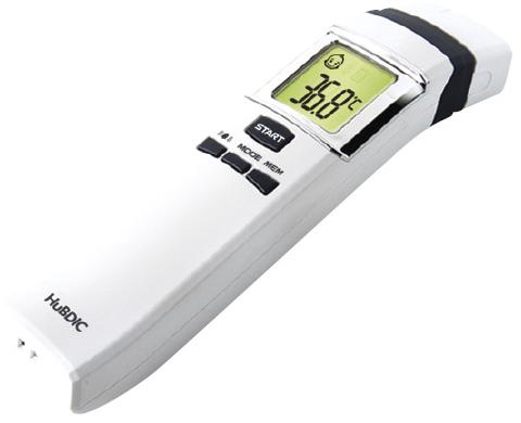 【送料無料】ヒュービディック非接触赤外線体温計   サイズ:W37×D36×H152mm, 小林市:3966d3e8 --- broadband-navi.jp