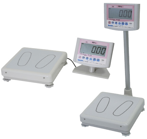 【送料無料】デジタル体重計(検定品) DP-7800PW-S 規格:セパレート型
