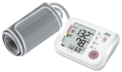 【送料無料】デジタル血圧計(上腕式)  UA-1030TG-JCAC