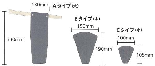 【送料無料】股関節撮影用防護具  GS-7 規格:Bタイプサイズ:150×190mm