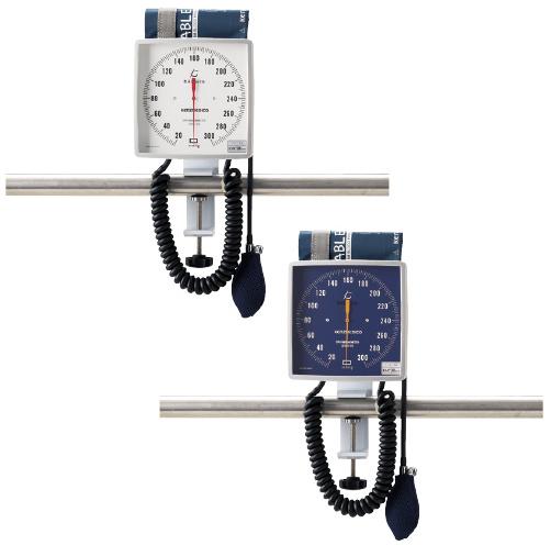 【送料無料】大型アネロイド血圧計(クランプ型)  No.541 カラー:ブルー【02P06Aug16】