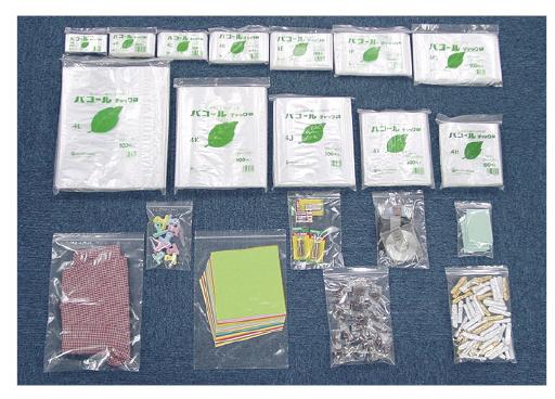 【送料無料】パコールチャック袋  4J(100マイX15フクロ)【02P06Aug16】