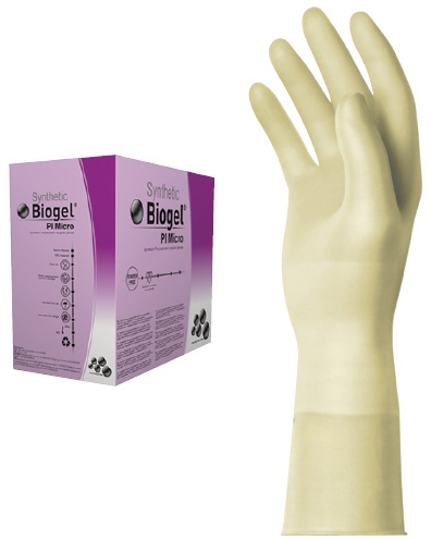 メンリッケヘルスケア 手術用手袋 バイオジェル PIマイクロ 48555 サイズ:5.5 入数:50双