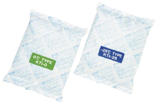 積水マテリアルソリューションズ 保冷剤 キープサーモアイス KTI-35 保冷温度:-35℃ 入数:30コ