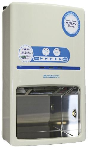 日本カーヴィング 自動手指殺菌乾燥器 CP-9000-1 規格:壁掛型