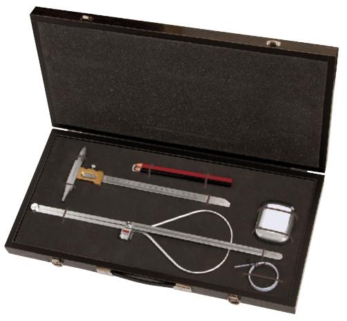 ツツミ マルチン式人体測定器セット MB