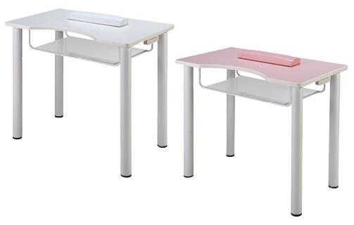 松吉医科器械 SN採血テーブル SN-T004W カラー:ホワイト