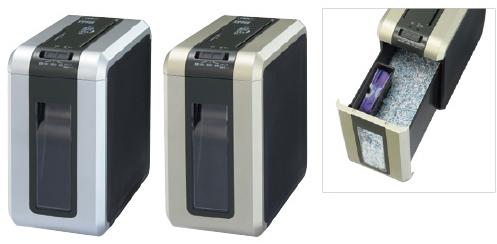 東京クラウン マイクロカットシュレッダー GSHA17M-SB カラー:シルバーブラック
