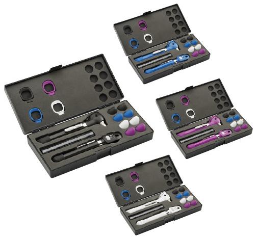 アイゼンコーポレーション ポケットプラスLED 検眼鏡・耳鏡セット 92880-BLU カラー:スカイブルー