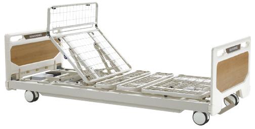 シーホネンス 一般病室向けベッド AXシリーズ AX-71111T 床高:250 適用マットレス幅:83